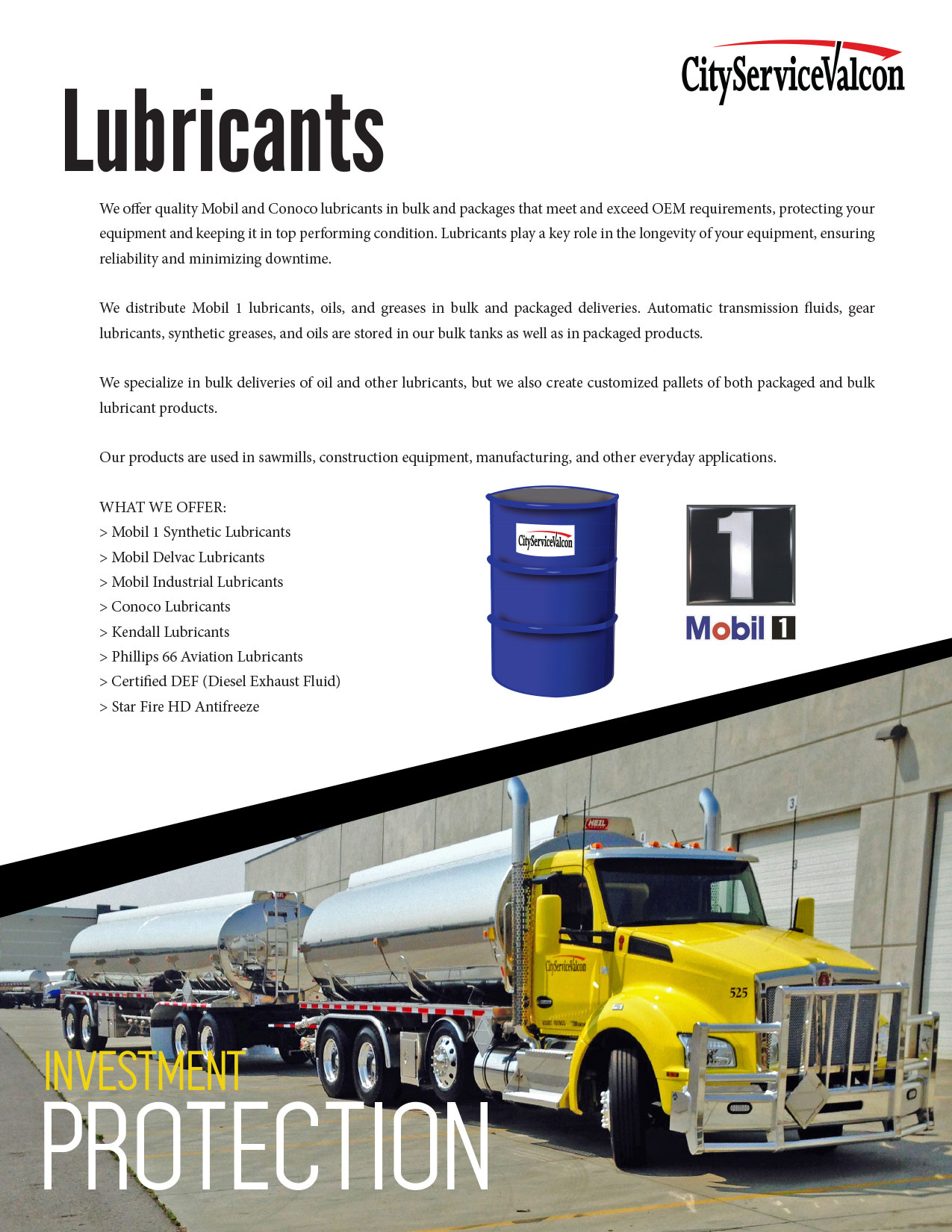 lubricants
